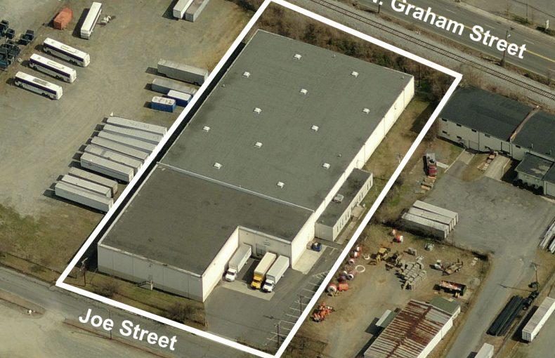4112 Joe Street Aerial Tight Shot
