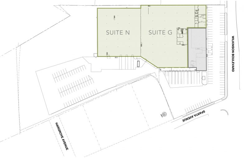 Site Plan Marked