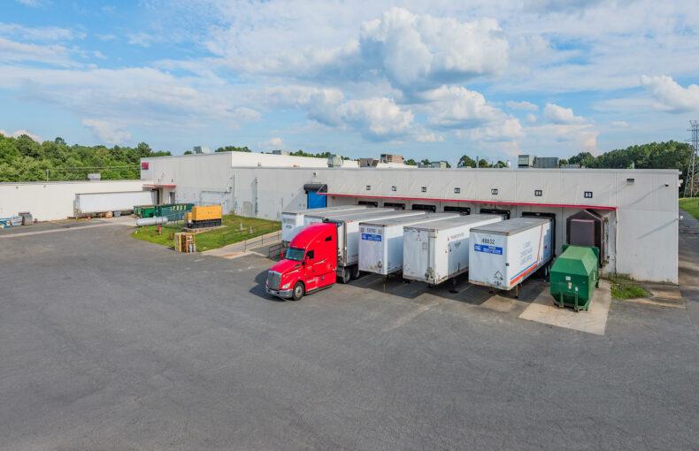 Truck Court