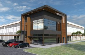 Building 6/7 | Carolina Logistics Park