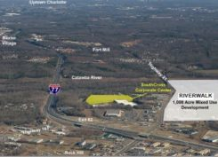 SouthCross Corporate Center - Commercial Land