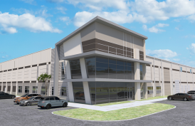 Building 3 | Beacon Commerce Park