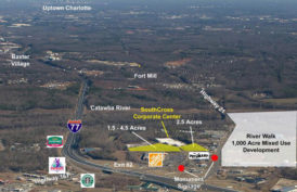 SouthCross Corporate Center- Retail Land