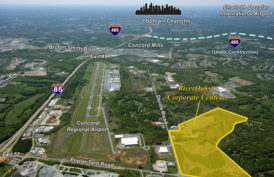 RiverOaks Corporate Center - Land