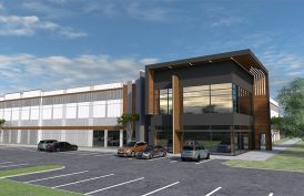 Building 2 | Carolina Logistics Park