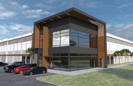 Building 3 | Carolina Logistics Park