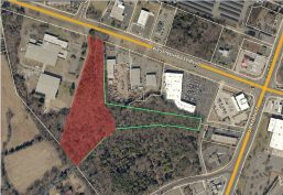 Westinghouse Blvd Site