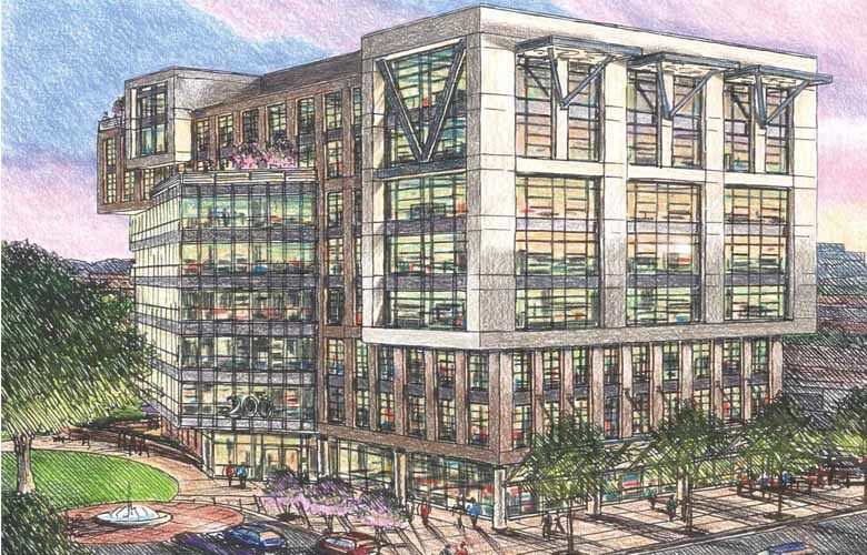 Massive 8-story mixed-use development coming to the…   Beacon Partners