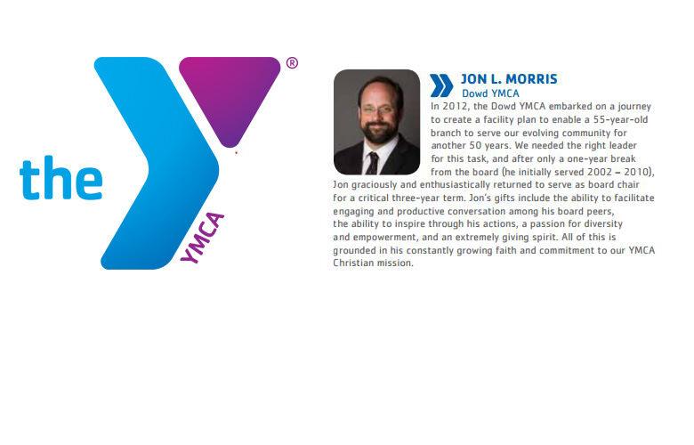 Jon Morris Ymca
