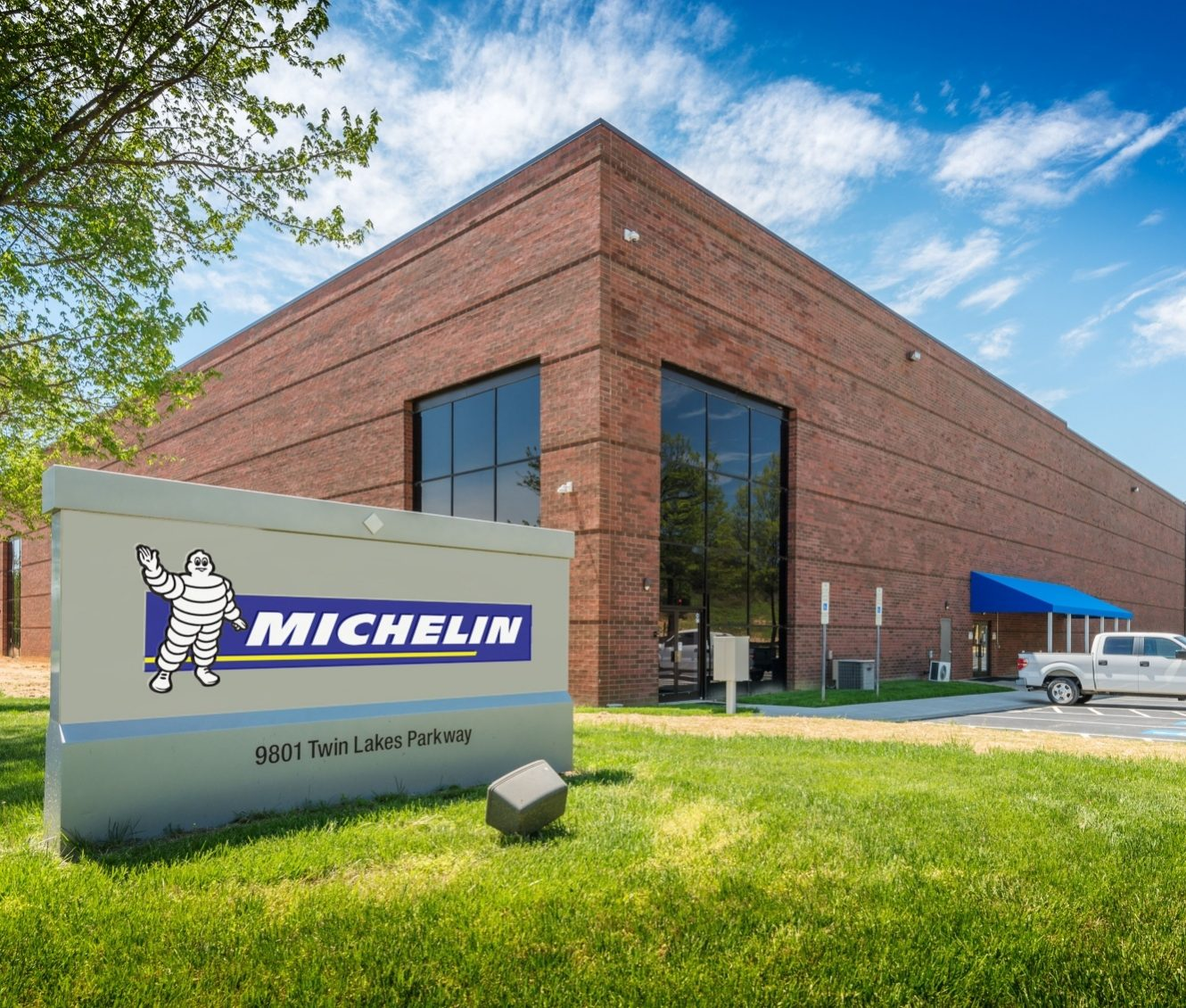 Michelin Building And Signage Rs
